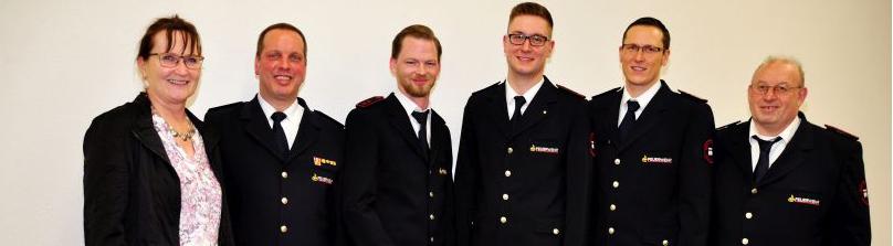 Führungswechsel bei der Feuerwehr in Dettingen